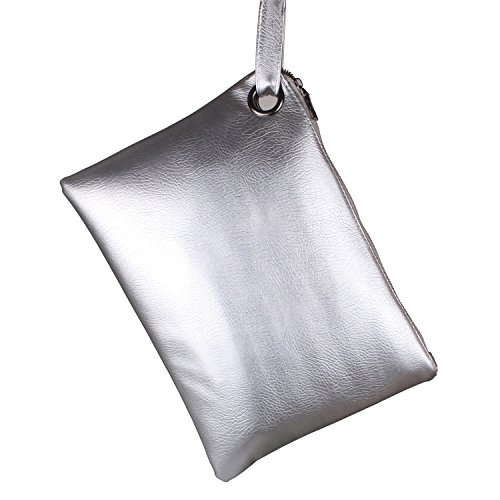 Pochette pour Tskybag Pochette Pochette pour Silver femme Tskybag Tskybag Silver femme qtO8YA