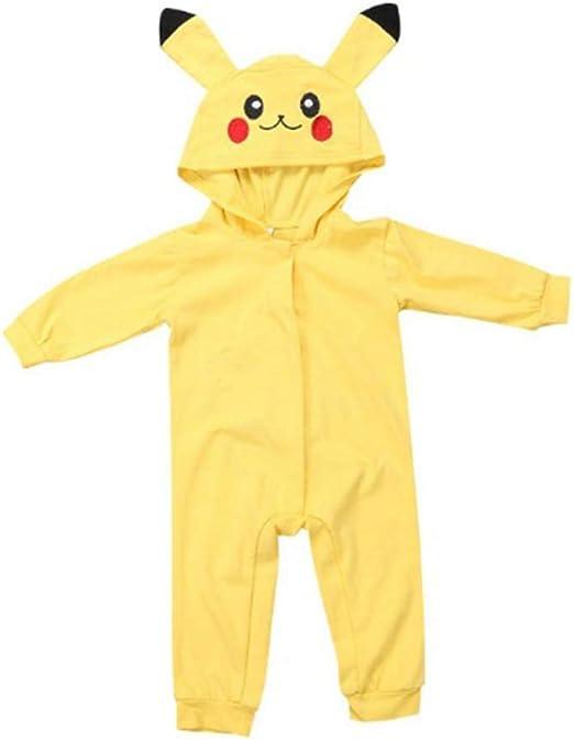 ZHANGWENXIN Disfraz de Pokemon Pikachu Cosplay Instinto místico ...