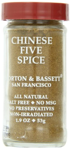 Morton & Basset Spices, Chinese Five Spice, 1.9 Ounce (Pack of 3) by Morton & Bassett (Image #1)