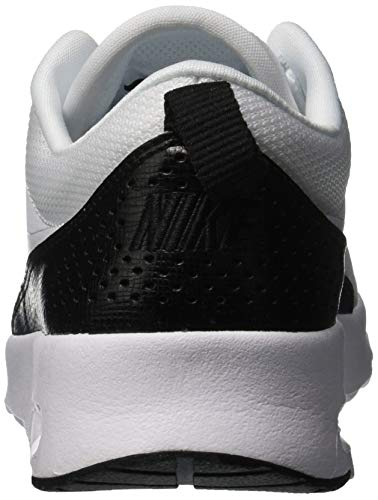 Blanc White Basses Femme Max Baskets Thea Air 111 Black White NIKE gwYqTfq