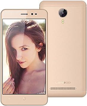 LEAGOO Z5C - 5.0 Pulgadas Android 6.0 Smartphone Quad Core 1.3GHz 1GB RAM 8GB ROM Doble SIM Doble cámara: Amazon.es: Electrónica