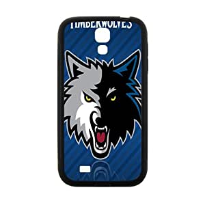 Minnesota Timberwolves NBA Black Phone Case for Samsung Galaxy S4 Case