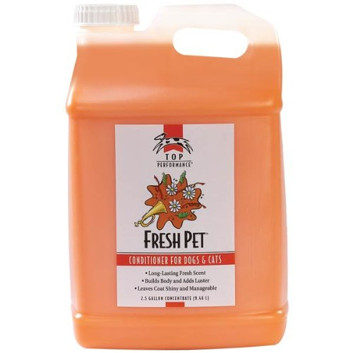 Top Performance Fresh Pet Conditioner, 2-1/2-Gallon, My Pet Supplies