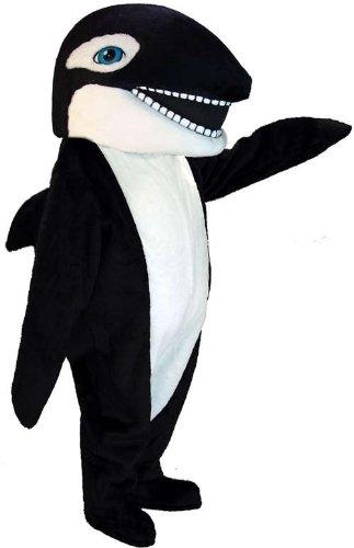 Killer Whale Lightweight Mascot