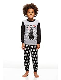 Boys 2-Piece Pajama Set, Long-Sleeve Top and Jogger Pants, by Jellifish Kids
