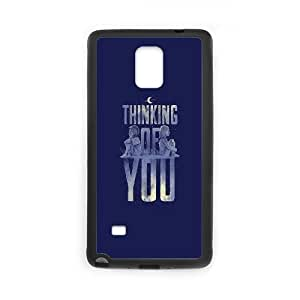 Samsung Galaxy Note 4 Cell Phone Case Black Thinking Of You LV7110614