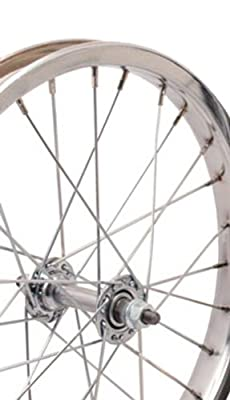 Sta-Tru Steel Hub Front Wheel (16X1.75-Inch)