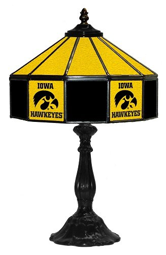 Iowa Hawkeyes Lamp - Imperial Iowa 21