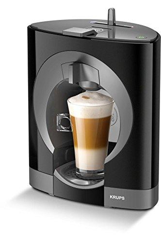 Cafetera Krups Dolce Gusto Oblo-negro: Amazon.es: Hogar