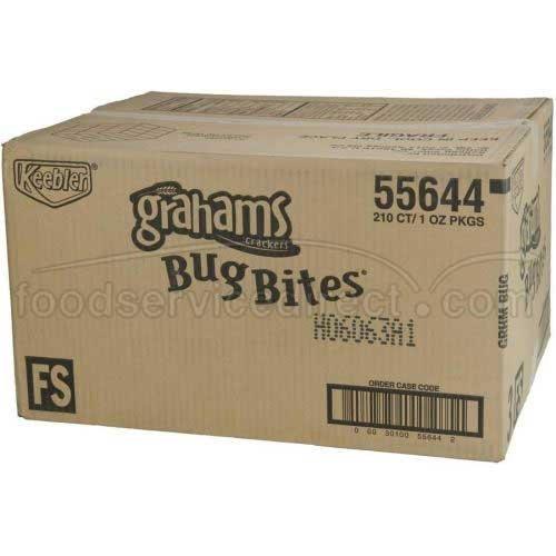 - Snack Cinn Grham Bug Bites
