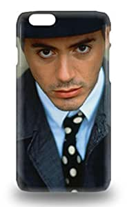 Hot Fashion Design 3D PC Case Cover For Iphone 6 Protective 3D PC Case Robert Downey Jr American Male Chaplin ( Custom Picture iPhone 6, iPhone 6 PLUS, iPhone 5, iPhone 5S, iPhone 5C, iPhone 4, iPhone 4S,Galaxy S6,Galaxy S5,Galaxy S4,Galaxy S3,Note 3,iPad Mini-Mini 2,iPad Air ) Kimberly Kurzendoerfer