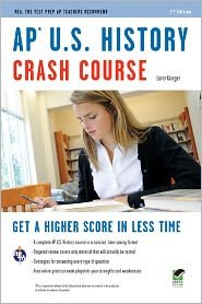 Read Online AP U.S. History Crash Course 2nd (second) edition Text Only pdf epub