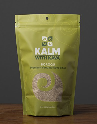 Kava Root - Farm Fresh Borogu Kava Root (1/2 LB) - Buy