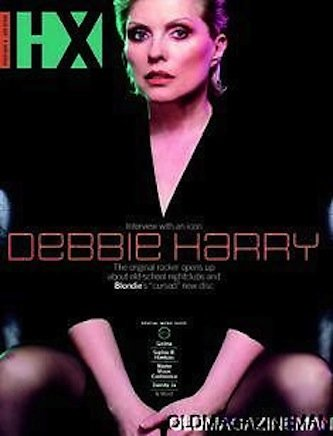 Read Online HX Magazine DEBBIE HARRY / BLONDIE cover [April 9. 2004] ebook