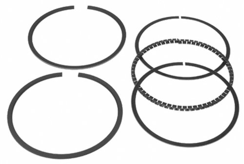 (MAHLE 41897CP Engine Piston Ring Set)