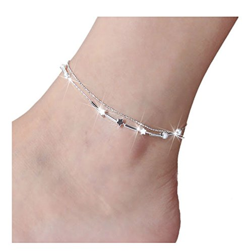 Suyi Womens Anklet Jewelry Beaded