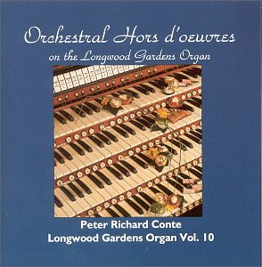 Orchestral Hors d'oeuvres on the Longwood Gardens -