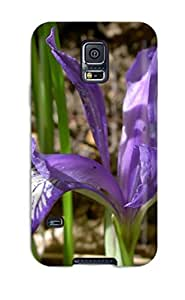 CaseyKBrown Galaxy S5 Well-designed Hard Case Cover Earth Flower Protector