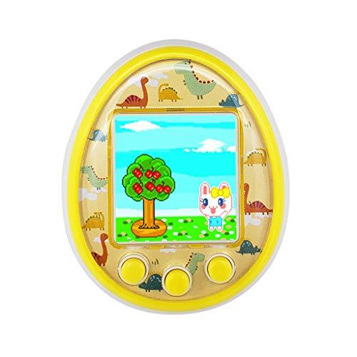 (Lljin Virtual Electronic Pet Handheld Pet Game Machine KidsHD Color Screen Kid Gift)