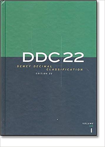 features of dewey decimal classification