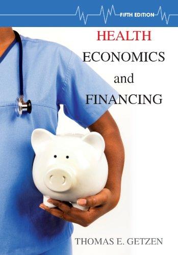 Health Economics and Financing, 5th Edition Pdf