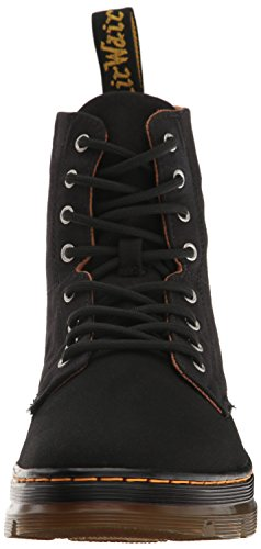Dr. Martens Unisex Adults' Combs Chukka Boots, Black Black (Black Canvas)