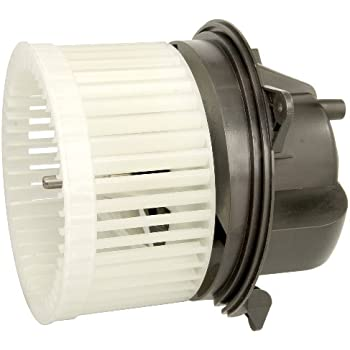 Four Seasons 75834 New Blower Motor With Wheel 41