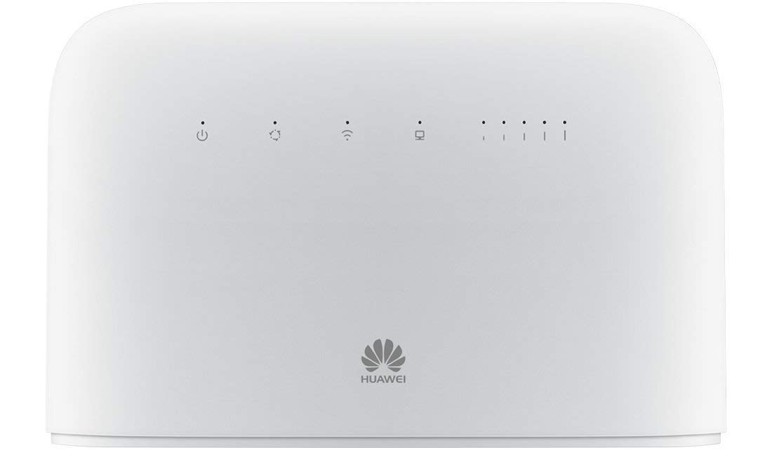 Huawei B715s-23c White Router 4G++ 3CA LTE LTE-A Category 9 Gigabit WiFi AC  2 x SMA for external antenna B715