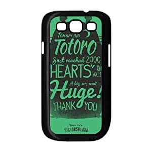 My Neighbour Totoro Samsung Galaxy S3 9300 Cell Phone Case Black Exquisite gift (SA_594274)
