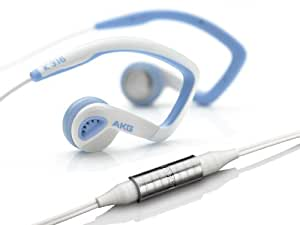 AKG K316BLU - Auriculares de clip, azul