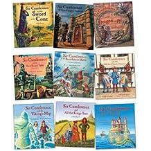 Nasco Sir Cumference Books - Set of 9 - TB26639