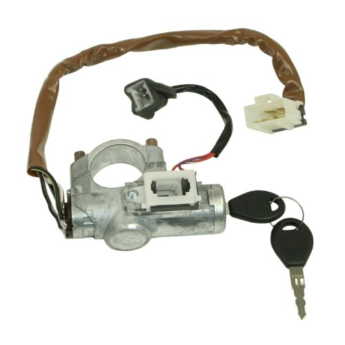 Beck Arnley 201-2058 Ignition Lock and Cylinder Assembly Switch ()