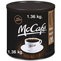 McCafe Premium Medium Dark Roast Fine Ground Coffee. 100% Arabica. Factory Sealed, 1.36 Kilogram