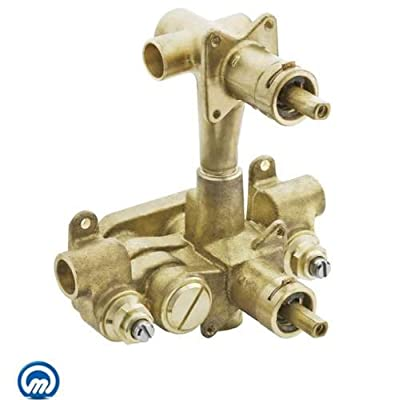 Moen 3330 1/2 Inch Sweat (Copper-to-Copper) Moentrol Pressure Balancing Rough-In,