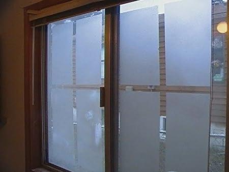 Privacy Glass Window Film decorative film for glass doors etched glass effect window film glass covering for windows 30CM x 90CM Decorative Design #28