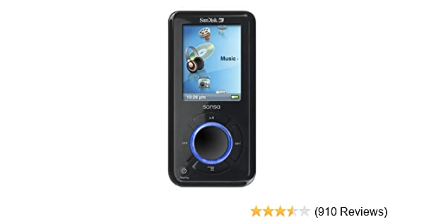 amazon com sandisk sansa e250 2 gb mp3 player with microsd rh amazon com Sansa Fuze Problems Sansa Owner's Manual