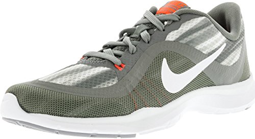 Fitness Grey NIKE Femme Print White Gris Deep de Flex Trainer Chaussures Pewter 6 W Tumbled Pq0Ppwx1