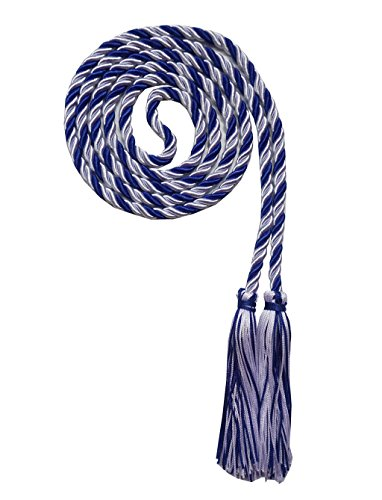 Two-color Braided Honor Graduation Cords Grad Days