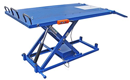 iDEAL 2,200 lb. Motorcycle ATV Electric/Hydraulic Lift Table