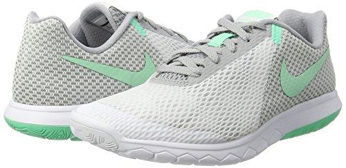 Baskets Grey Flex Wolf Experience 6 Blanc Vert Nike Femmes Wmns Glow Rn xwqPHnv1YF
