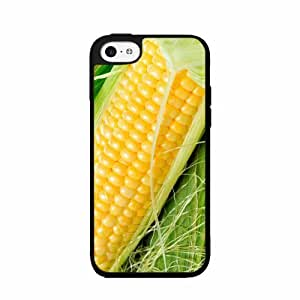 Bright Yellow Corn - Phone Case Back Cover (iPhone 5c Black - Plastic)