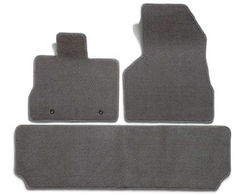 Premier Custom Fit 3-piece Set with 2 Front and 1 (Ford Gray Carpet)