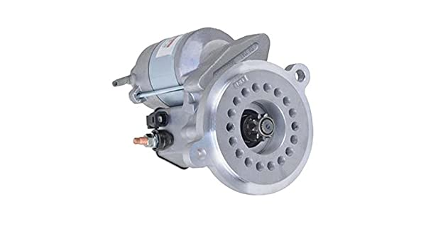 Nueva IMI Starter para Ford F-100 Granada e4tz11002arm e1tf-11001-aa 1876079: Amazon.es: Coche y moto