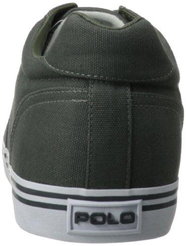 Polo Ralph Lauren Menns Hanford Mote Sneaker Dyp Grå / Dyp Loden