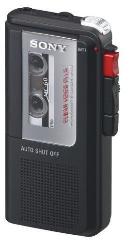 Sony M-470 Microcassette Voice Recorder by Sony