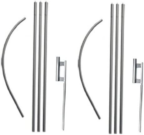 Windless Swooper Feather Flag Sign Kits With Pole and Ground Spikes 2 ATM Here Two