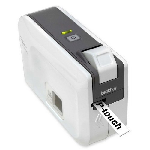 Brother 0.5'' Label Width Electronic Label Printer  (BRTPT1230PC) by Brother