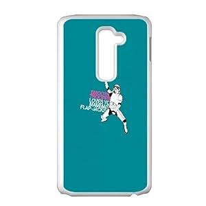 LG G2 Cell Phone Case White_Smooth Trooper Mvljy