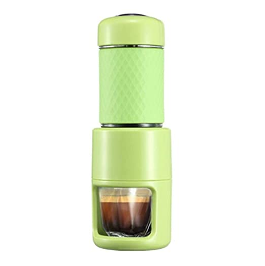 Multi función Mini cafetera de café espresso portátil Máquina de ...