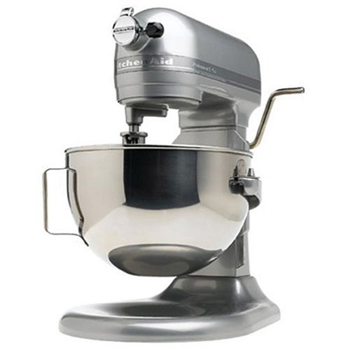 5 qt heavy duty kitchenaid - 4